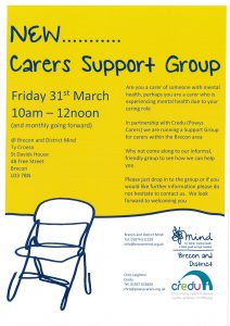 Carers Support Group 31.03.17
